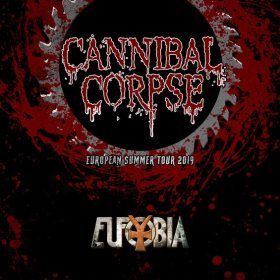Program si reguli de acces la concertul Cannibal Corpse in Club Quantic