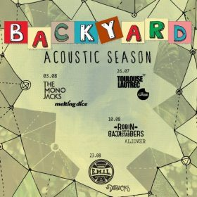 Backyard Acoustic Season revine vara aceasta la Timișoara