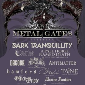 Metal Gates Festival 2019 in Club Quantic