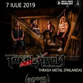 TAKALAITON (Metal Under Moonlight LXXXIII, 07.07.2019)