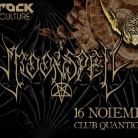Concert Moonspell și Rotting Christ în club Quantic