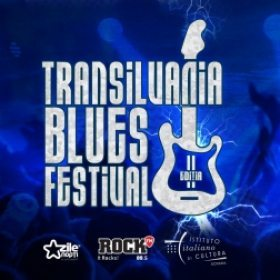 Transilvania Blues Festival in Club Rockstadt, Brasov