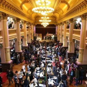 International Tattoo Convention Bucharest ediția a 10-a, la Palatul Bragadiru