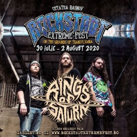 Rings of Saturn vin la Rockstadt Extreme Fest 2020