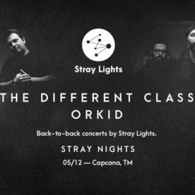 Concert The Different Class și Orkid în Club Capcana din Timișoara