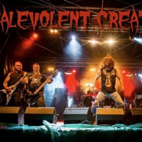 Concert Malevolent, Domination Inc. și Sphinx Creation în Club Capcana
