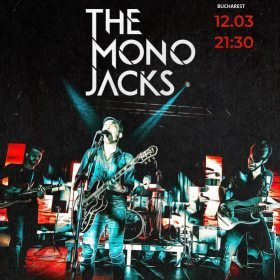Concert The Mono Jacks la Hard Rock Cafe, București