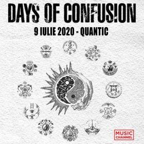 Days Of Confusion va sustine concertul 'Acoustic Satellites' in Quantic Club