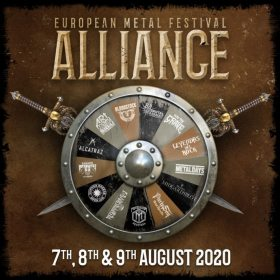 Festivalul ARTmania anunță The European Metal Festival Alliance