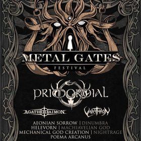 Metal Gates Festival 2020 are loc in club Quantic