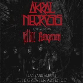 Akral Necrosis lanseaza un nou album in club Quantic
