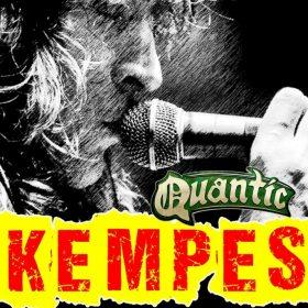 Concert Kempes live la Quantic - 2 concerte succesive
