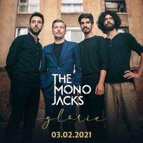 """The Mono Jacks aniversează 1 an de la lansarea albumului """"Gloria"""" printr-un concert în Expirat, transmis online"""