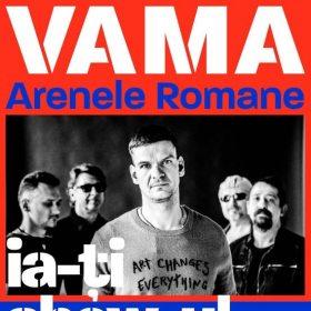Concert Vama la Arenele Romane