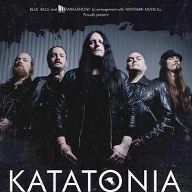Katatonia si Laibach la Plovdiv
