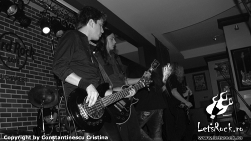 Galerie Foto Trooper in Hard Rock Cafe 30 Octombrie 2010