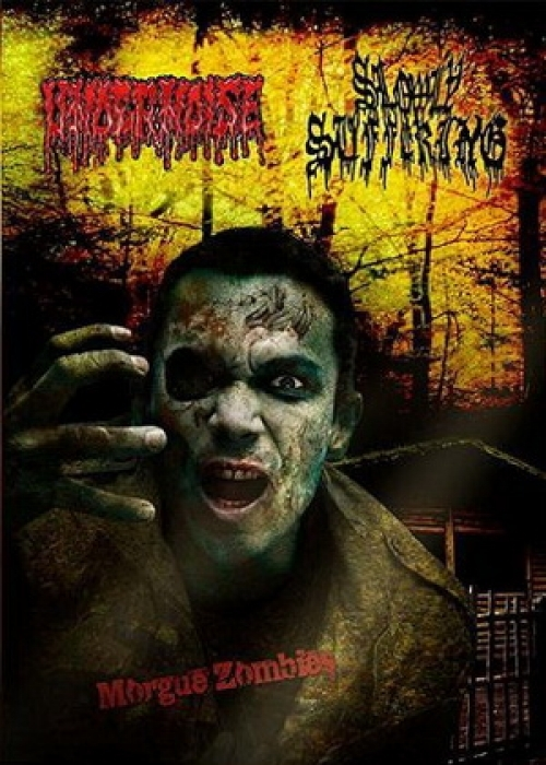Undernoise/Slowly Suffering - Morgue Zombies