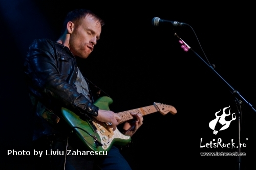 Galerie foto Ten Years After si Riff, 23.10.2011 -
