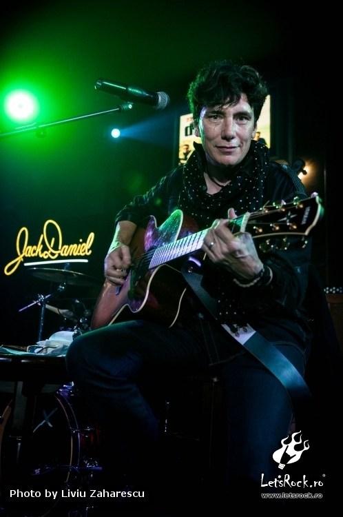Eric Martin, True Club, Bucuresti