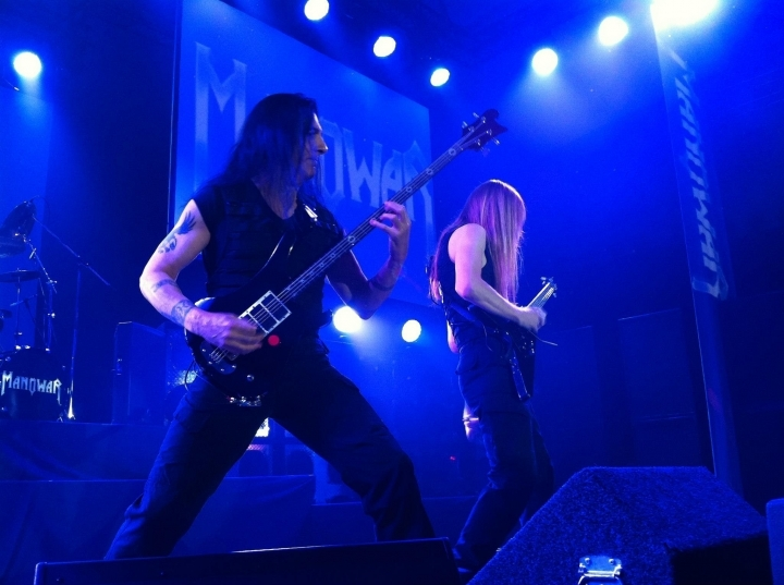 Manowar, Kerkrade, The Lord Of Steel 2012