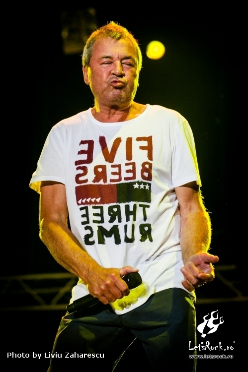 DEEP PURPLE, Kavarna Rock Fest