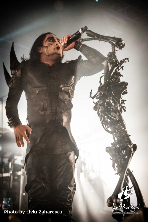 Cradle of Filth, HellFest