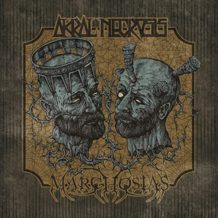 AKRAL NECROSIS / MARCHOSIAS - (inter)SECTION