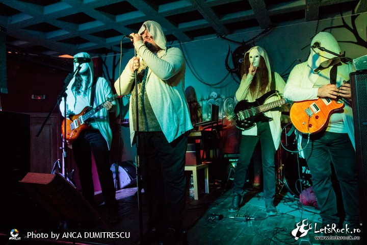 Galerie foto Hteththemeth si False Reality la Karma Rock House, 17 martie 2017