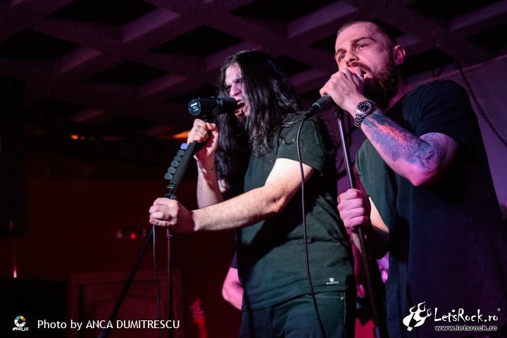 Galerie foto Hteththemeth si False Reality la Karma Rock House, 17 martie 2017 - False Reality