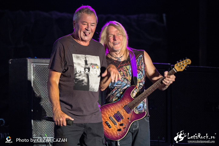 Galerie foto Deep Purple, Monster Truck si Trooper, la Romexpo - Deep Purple, Romexpo