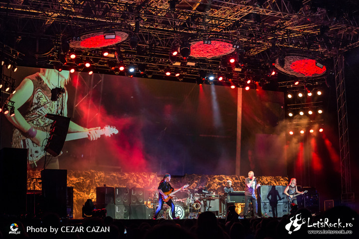 Galerie foto Deep Purple, Monster Truck si Trooper, la Romexpo