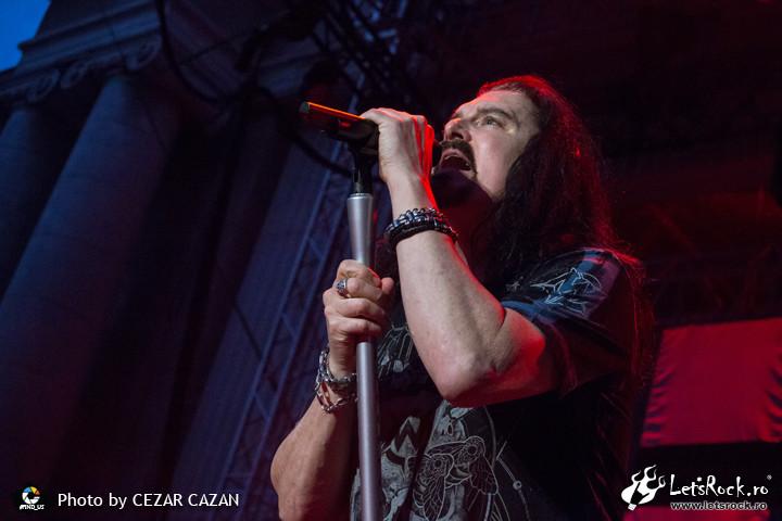 Galerie foto Dream Theater - 25 ani de Images and Words -  la Arenele Romane