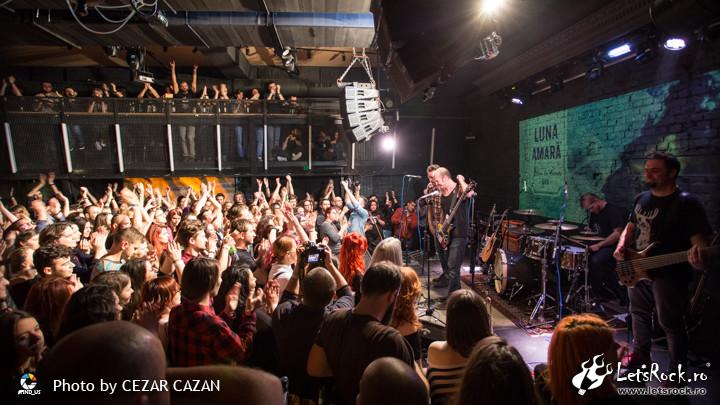 "Galerie foto Luna Amara - lansare DVD ""Live la Conti"" in club Control  pe 2 martie 2017 - Luna Amara, lansare DVD, Live la Conti, club Control"