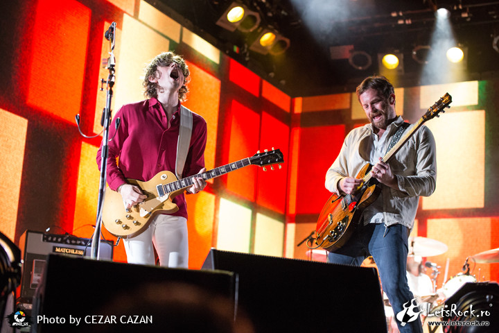 Galerie foto Kings of Leon, LP si Golan la Arena Nationala, 17 iunie 2017 - Kings of Leon, Arena Nationala