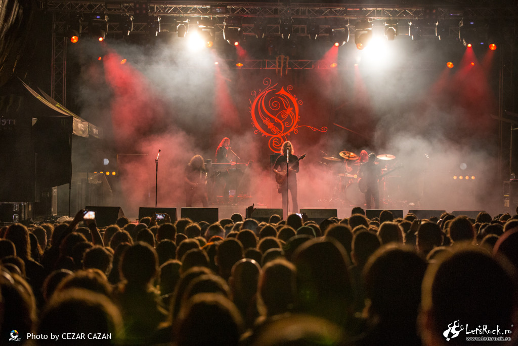Opeth, Rockstadt Extreme Fest