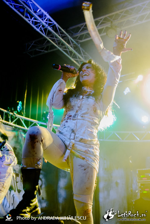 Lacuna Coil, Club Quantic