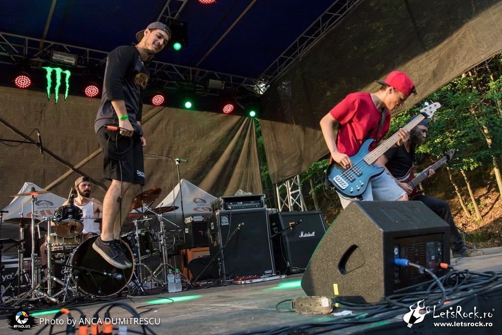 Galerie foto Rockstadt Extreme Fest second stage, 2 august 2018