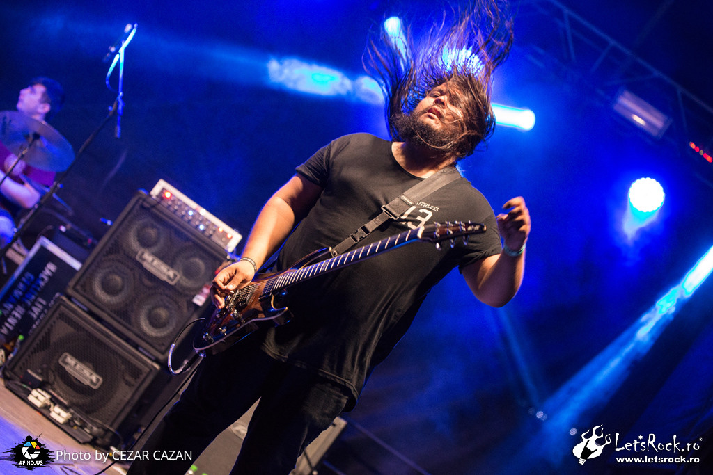 Galerie foto Rockstadt Extreme Fest second stage, 5 august 2018