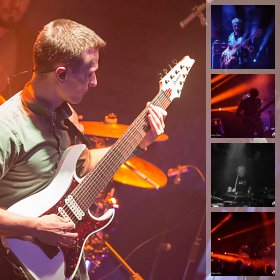 Galerie foto Asemic - lansare album Lucid, in club Control