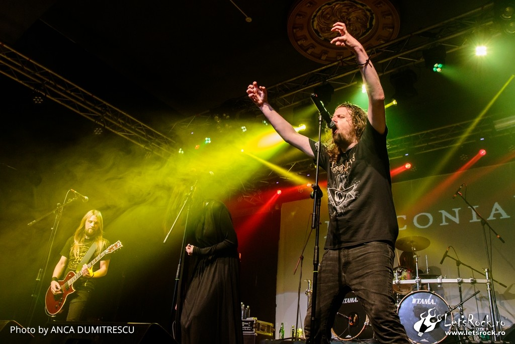 Galerie foto Metal Gates Festival, 17 octombrie 2018