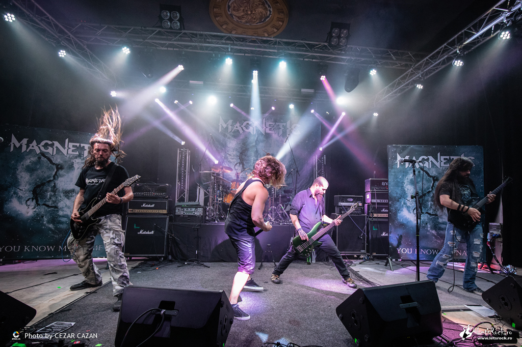 Magnetic, quantic, Encore Metal Festival