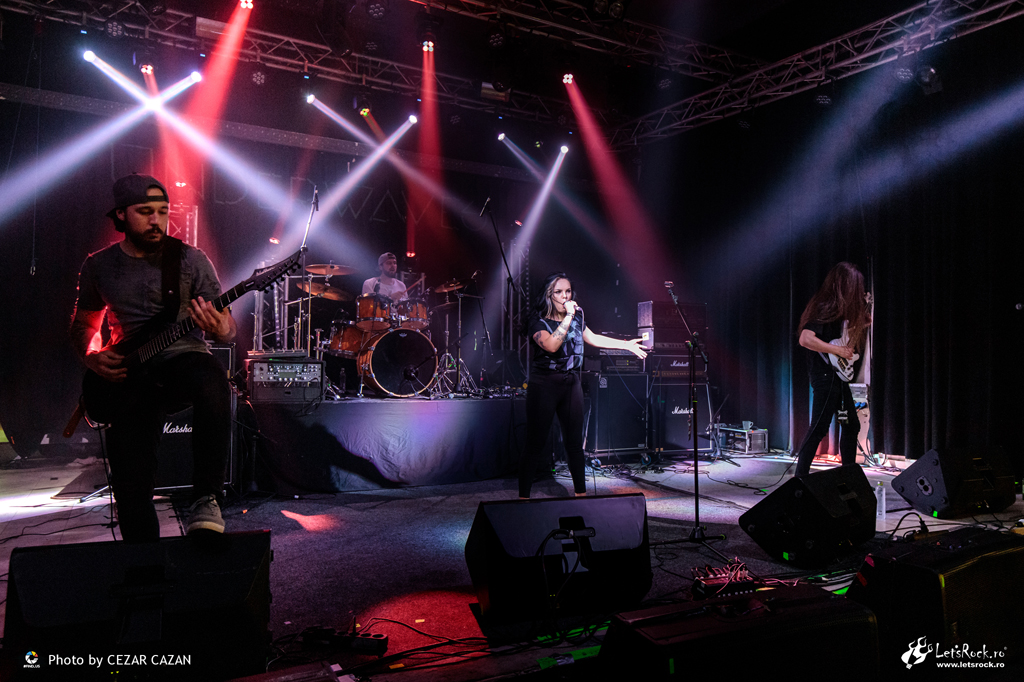 Underwaves, quantic, Encore Metal Festival