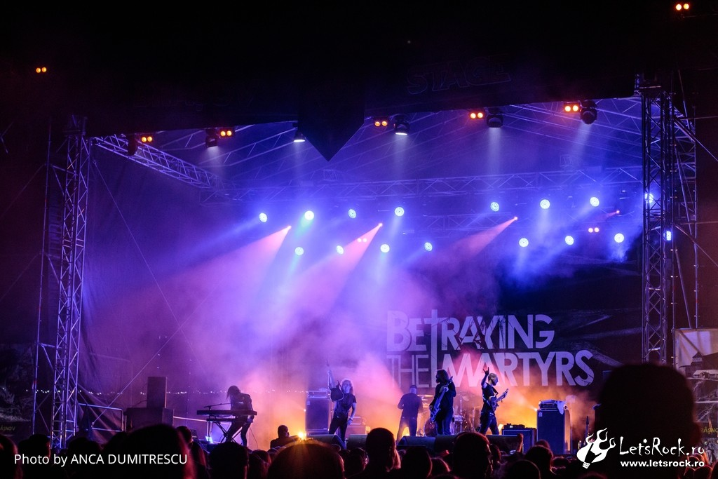 Betraying The Martyrs, REF 2019