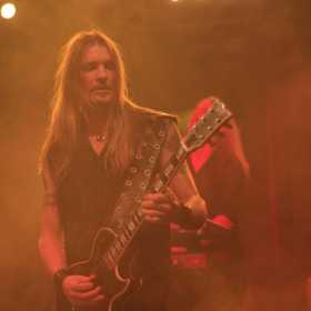 Galerie Foto Amorphis, Amoral si Before The Dawn (Forging Europe Tour 2009)