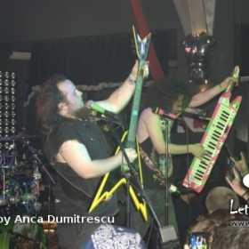 Galerie foto Sabaton, Alestorm, Steelwing si Bolthard in TSC, 17 noiembrie 2010