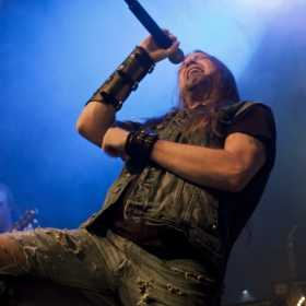 Galerie foto Iced Earth in Silver Church, 22.11.2011
