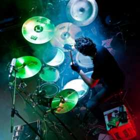 Galerie Foto Rock 4Ever: White Walls, Goodbye to Gravity, Blind Spirits, Aria in Jukebox Venue 16.02.2012, Blind Spirits