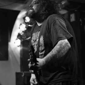 Galerie foto Napalm Death,Stuck In A Rut,Mediocracy,Coins As Portraits si I Stared into the Forest, Napalm Death