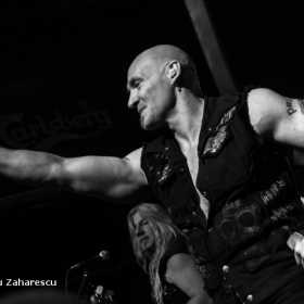 Galerie Foto Primal Fear, Brainstorm si Palace in The Silver Church Club, 08.04.2012, Primal Fear