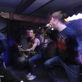 Galerie foto Give Em Blood si Diamonds Are Forever in Goblin , Constanta , 19.04.2012, Give Em Blood
